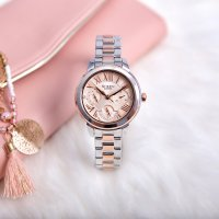 Zegarek damski Casio sheen SHE-3059SPG-9AUER - duże 2