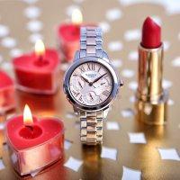 Zegarek damski Casio sheen SHE-3059SPG-9AUER - duże 3