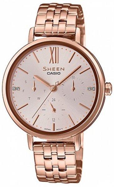 Zegarek Casio SHE-3064PG-4AUER - duże 1