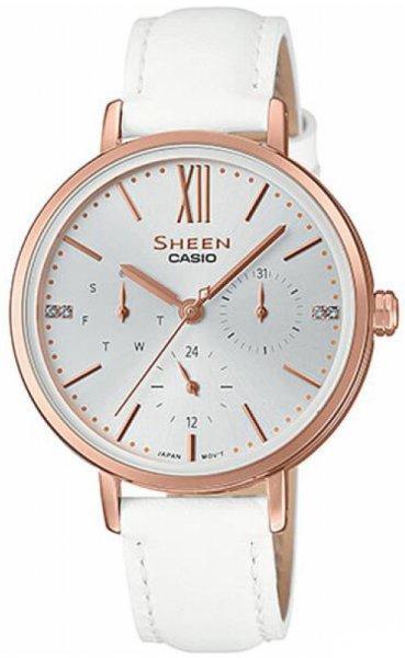 SHE-3064PGL-7AUER - zegarek damski - duże 3
