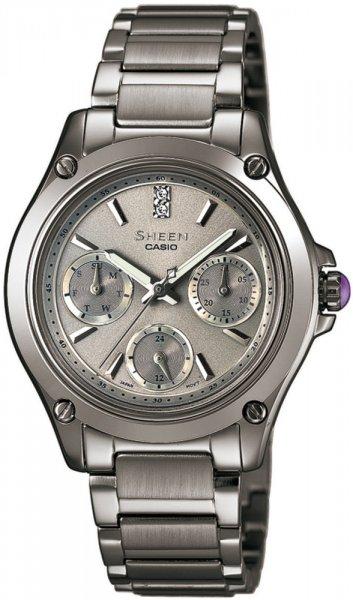 Zegarek damski Casio SHEEN sheen SHE-3502BD-8AER - duże 1