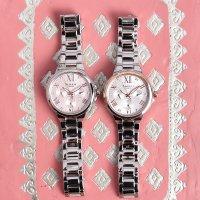 Zegarek damski Casio sheen SHE-3511D-4AUER - duże 3