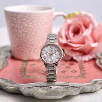 Zegarek damski Casio sheen SHE-3511SG-7AUER - duże 3