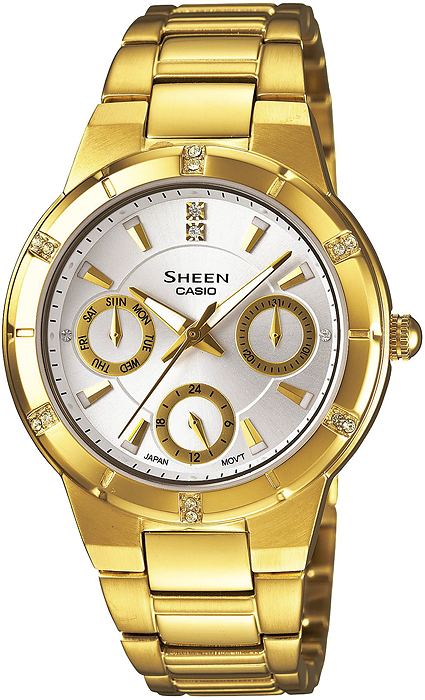 Sheen SHE-3800GD-7AEF Sheen