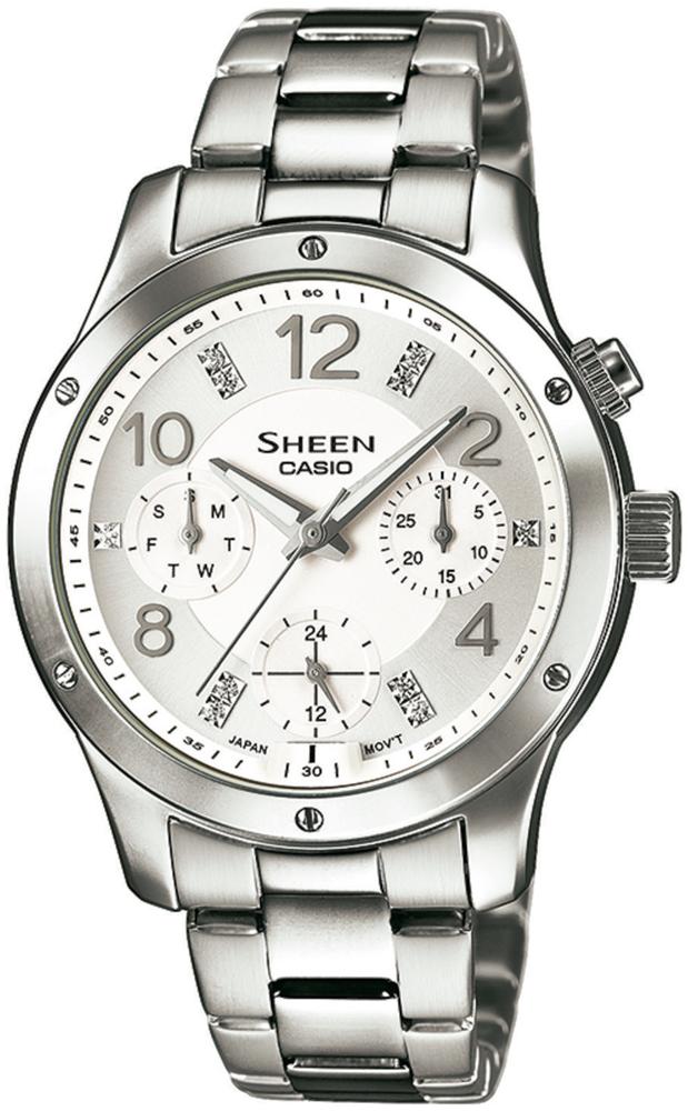 SHE-3807D-7AUER - zegarek damski - duże 3