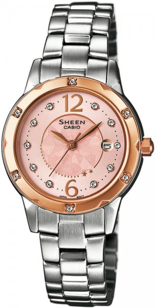 Zegarek Sheen Casio - damski - duże 3