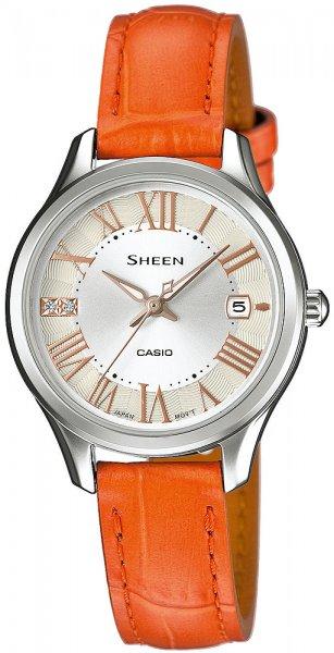 Zegarek Casio SHEEN SHE-4050L-7AUER - duże 1