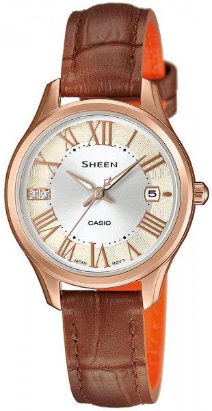 Zegarek Casio SHEEN SHE-4050PGL-7AUER - duże 1