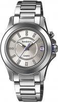 Zegarek damski Casio sheen SHE-4509D-7AER - duże 1