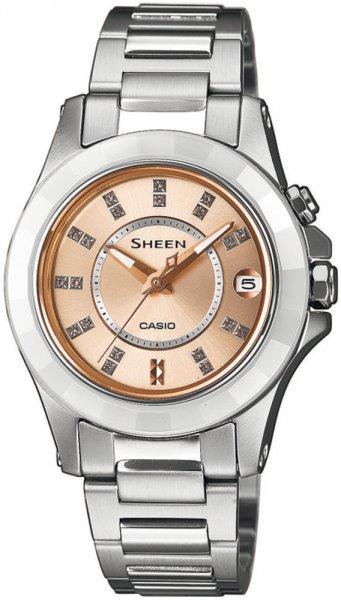 Zegarek Casio SHEEN SHE-4509SG-4AER - duże 1