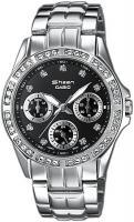 Zegarek damski Casio sheen SHN-3013D-1AEF - duże 1
