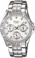 Zegarek damski Casio sheen SHN-3013D-7AER - duże 1