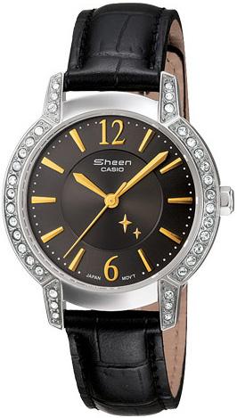 SHN-4015L-1A - zegarek damski - duże 3