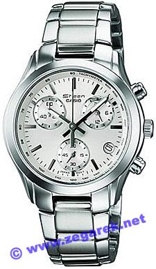 SHN5000BP-7A - zegarek damski - duże 3