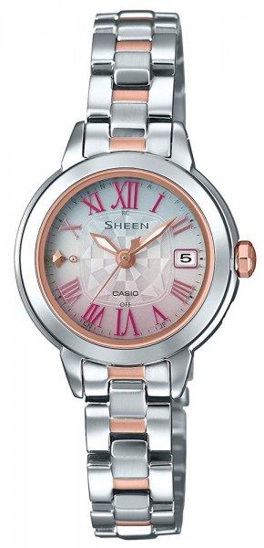 SHW-5000DSG-4AER - zegarek damski - duże 3