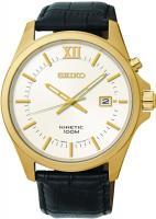 Zegarek męski Seiko kinetic SKA576P2 - duże 1