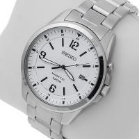Zegarek męski Seiko kinetic SKA607P1 - duże 2
