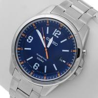 Zegarek męski Seiko kinetic SKA609P1 - duże 2