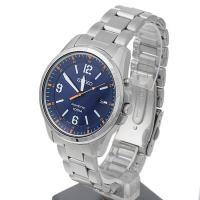 Zegarek męski Seiko kinetic SKA609P1 - duże 3