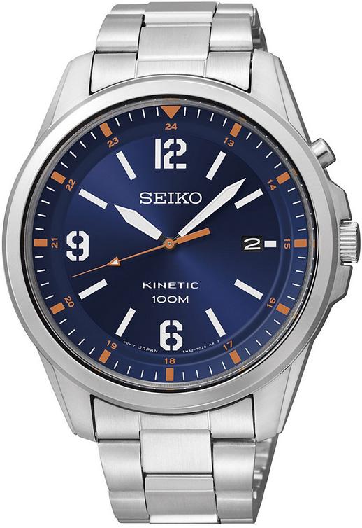 Zegarek Seiko SKA609P1 - duże 1