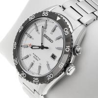 Zegarek męski Seiko kinetic SKA615P1 - duże 2