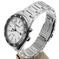 Zegarek męski Seiko kinetic SKA615P1 - duże 3