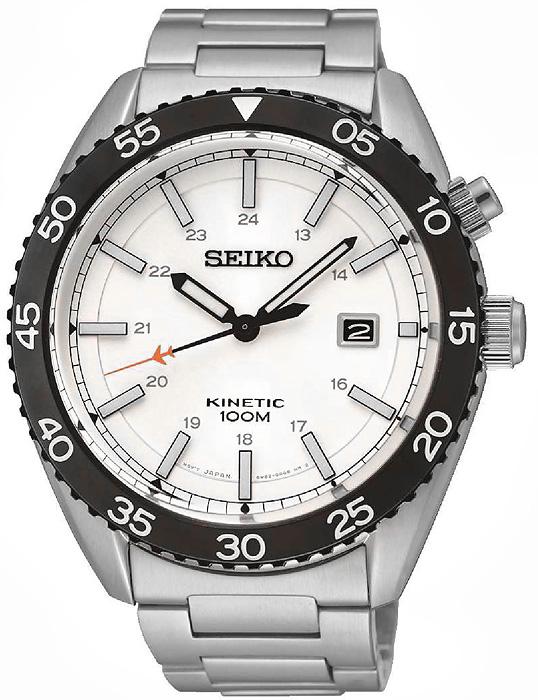 Zegarek Seiko SKA615P1 - duże 1