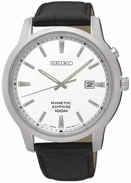Seiko SKA743P1 Kinetic Kinetic Sapphire