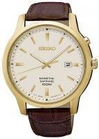 Zegarek męski Seiko kinetic SKA744P1 - duże 1