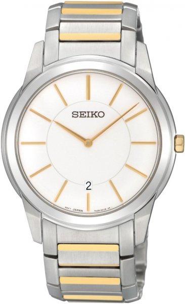 Zegarek Seiko SKP371P1 - duże 1