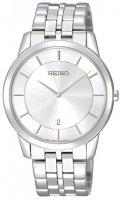 Zegarek męski Seiko classic SKP379P1-POWYSTAWOWY - duże 1