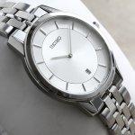 Zegarek męski Seiko classic SKP379P1-POWYSTAWOWY - duże 4