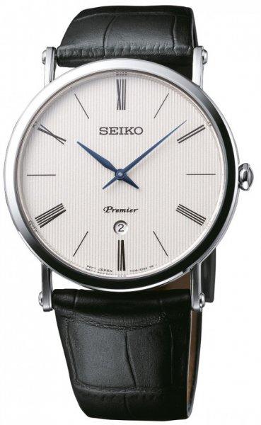 Zegarek Seiko SKP395P1 - duże 1