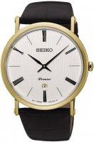 Zegarek męski Seiko premier SKP396P1 - duże 1