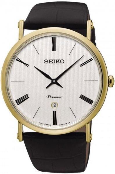 Zegarek Seiko SKP396P1 - duże 1