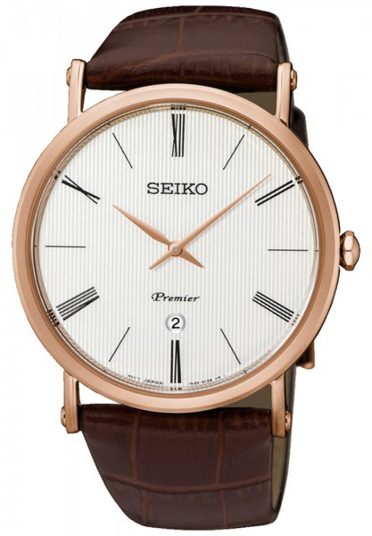 Zegarek Seiko SKP398P1 - duże 1