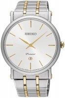 Zegarek męski Seiko premier SKP400P1 - duże 1