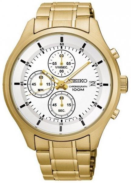Zegarek Seiko SKS544P1 - duże 1