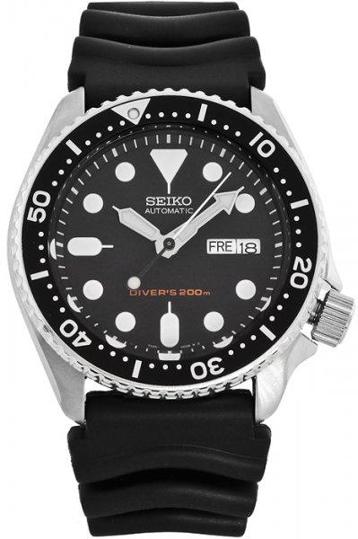 Zegarek Seiko SKX007K1-POWYSTAWOWY - duże 1