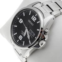 Zegarek męski Seiko kinetic SMY137P1 - duże 2