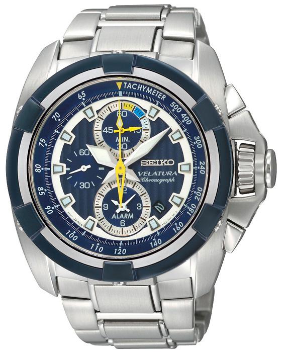 SNAE19P1 - zegarek męski - duże 3