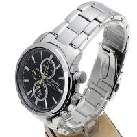 Zegarek męski Seiko chronograph SNAF45P1 - duże 3