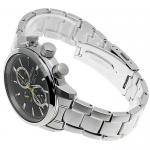 Zegarek męski Seiko chronograph SNAF45P1 - duże 4