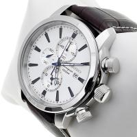 Zegarek męski Seiko chronograph SNAF51P1 - duże 2