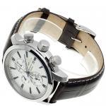 Zegarek męski Seiko chronograph SNAF51P1 - duże 4
