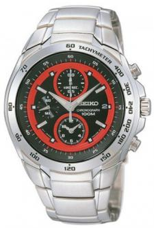 Zegarek męski Seiko Chronograph SND701P1 - zdjęcia 1