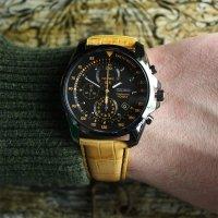 Zegarek męski Seiko chronograph SNDD69P1 - duże 2