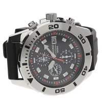 Zegarek męski Seiko chronograph SNDD95P2-POWYSTAWOWY - duże 2