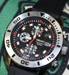 Zegarek męski Seiko chronograph SNDD95P2-POWYSTAWOWY - duże 4