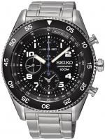 Zegarek męski Seiko chronograph SNDG59P1 - duże 1